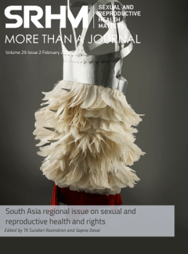 South Asia regional issue on sexual and reproductive health and rights